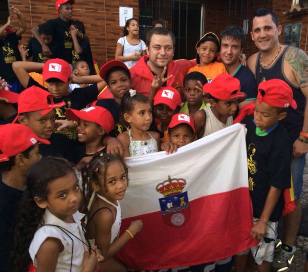 En Salvador de Bahía (Brasil).