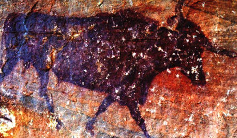 Villar del Humo celebra el centenario del descubrimiento de sus pinturas rupestres