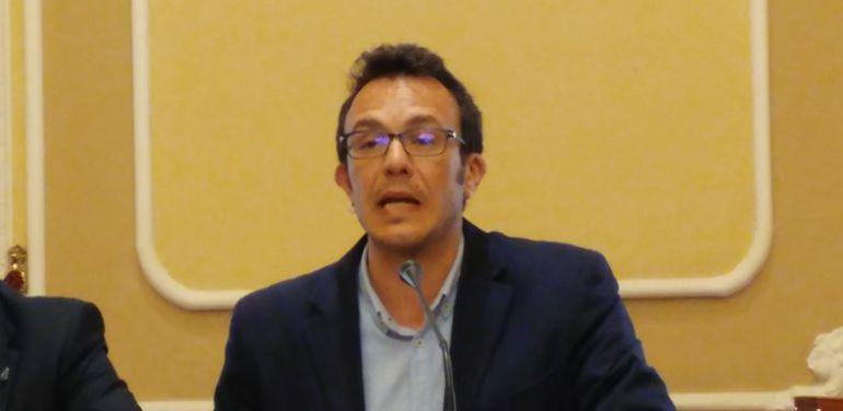 El alcalde de Cádiz, José María González
