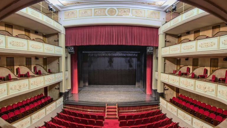 Teatro Principal, uno de los escenarios de la MITEU