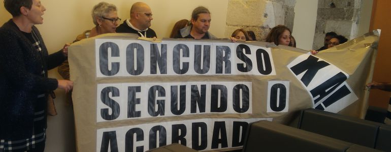 A Coruña: La Xunta de Personal exige que se cubran todas las vacantes en el concurso de traslados