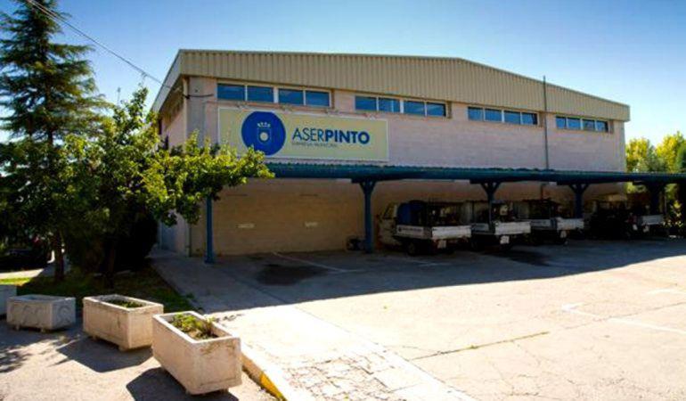 Aserpinto recibe un reconocimiento por su baja for Piscina municipal pinto