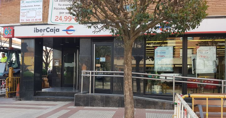 Oficinas ibercaja en madrid prestamo personal banco for Horario bancos madrid