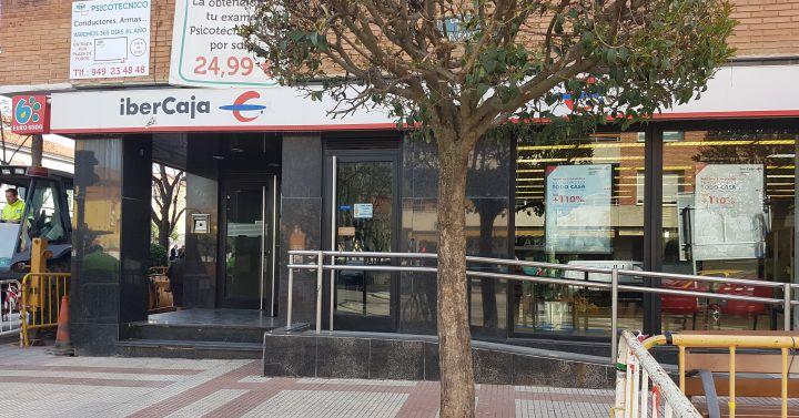 oficinas ibercaja en madrid prestamo personal banco