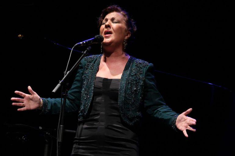 """Carmen Linares tiene un """"Encuentro"""" con la poesía en el Teatro de la Maestranza"""