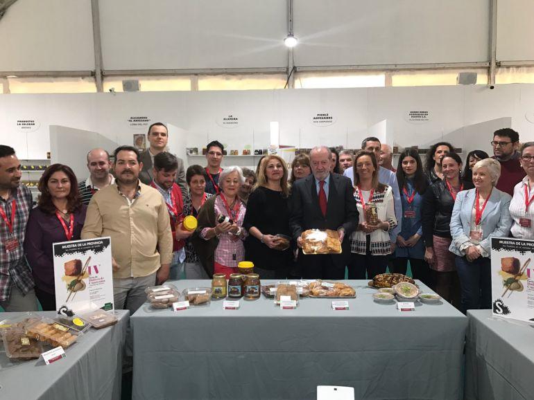 Presentación IV Feria de dulces de Cuaresma y Bandas de música