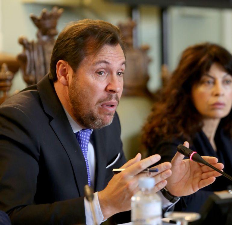 Oscar Puente Alcalde de Valladolid