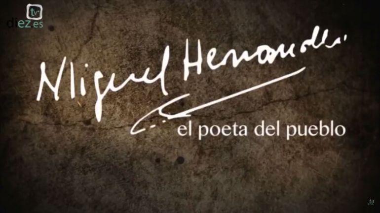 Luna de Sangre y Miel - Una coproduccion de Multimedia Jiennense y DiezTV en el 75 aniversario de la muerte de Miguel Hernández