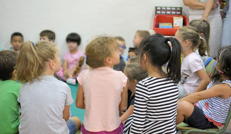 Los centros públicos de enseñanza recibirán las solicitudes de escolarización para el próximno curso escolar del 19 de abril al 5 de mayo, ambos inclusive