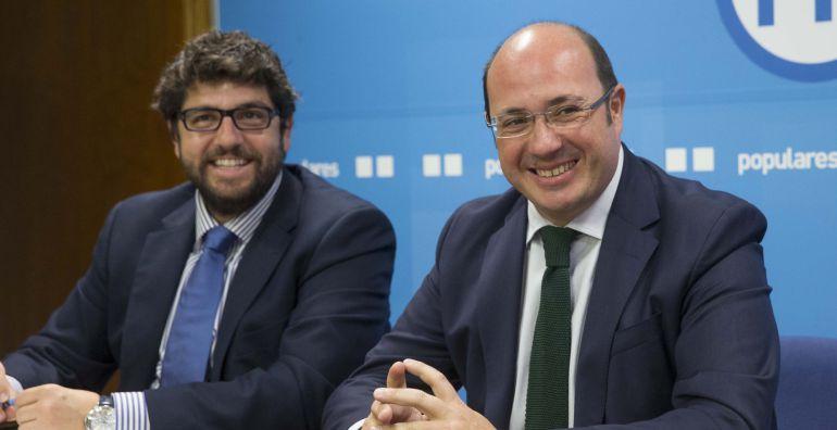 El PP propone a Fernando López Miras para la presidencia regional
