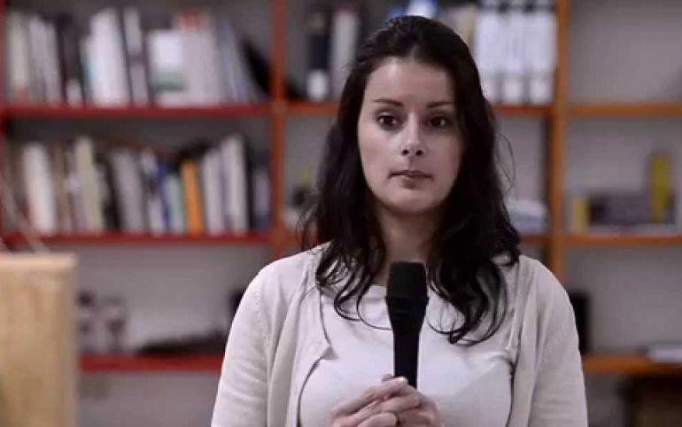 Ledicia Piñeiro, concelleira de Ourense en Común