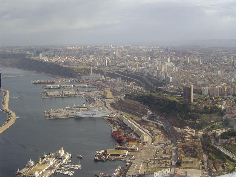 La ciudad argelina de Orán