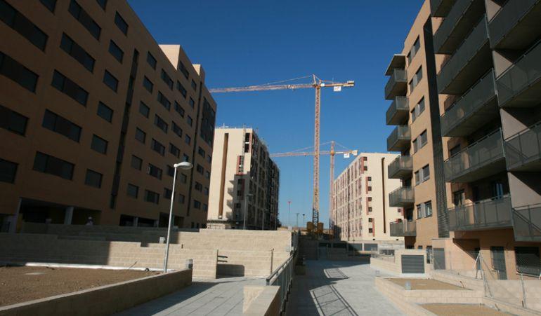 Una nueva empresa municipal del suelo y la vivienda en tres cantos ser madrid norte hora 14 - Viviendas tres cantos ...