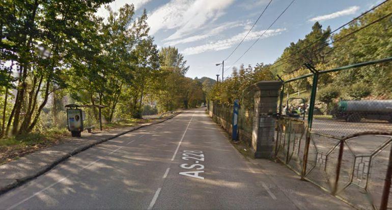 Atropelladas dos niñas de 12 y 14 años en Trubia