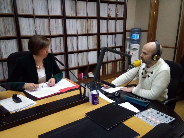 """La subdelegada del Gobierno, Pilar Sanz, ha calificado de """"sociales"""" los Presupuestos Generales del Estado para 2017."""