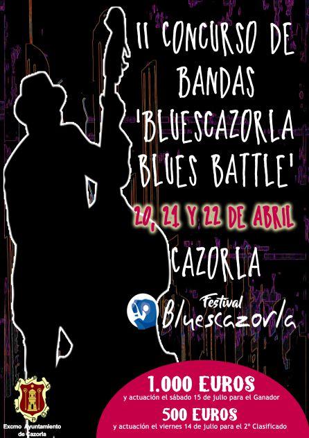 Concurso de bandas del BluesCazorla.