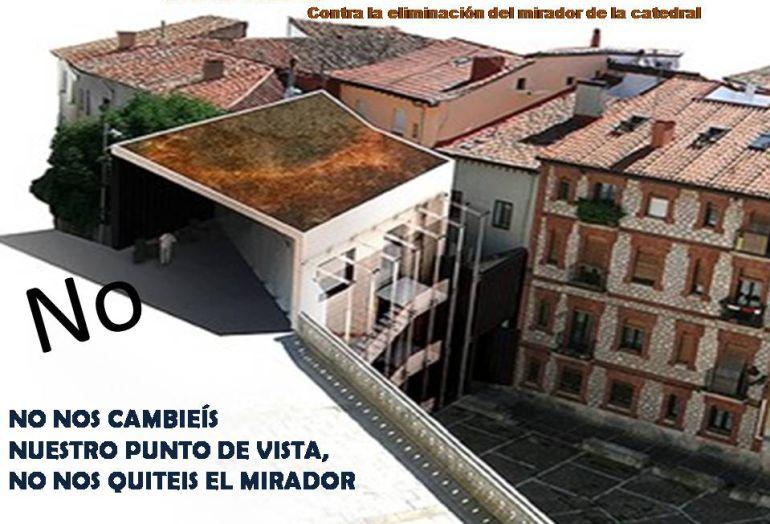Centro histórico: Los vecinos piden anular el concurso del Centro Cidiano y cambiar el diseño