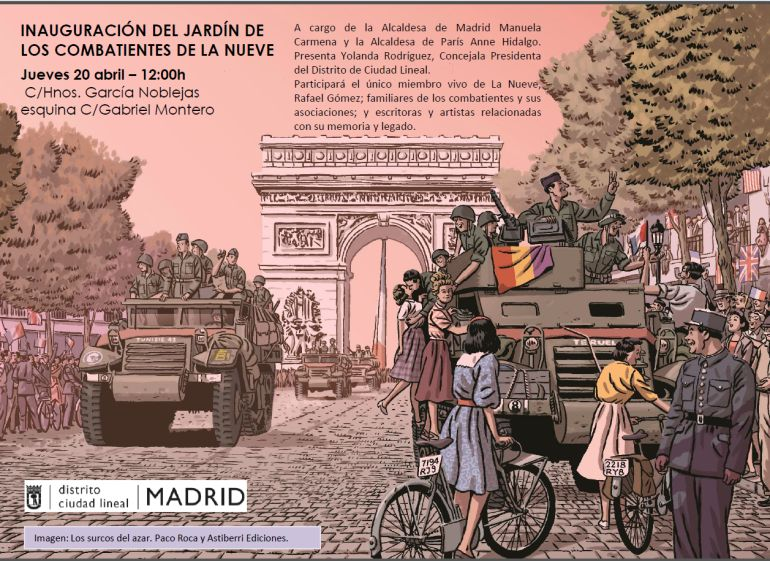 La 9 en Madrid