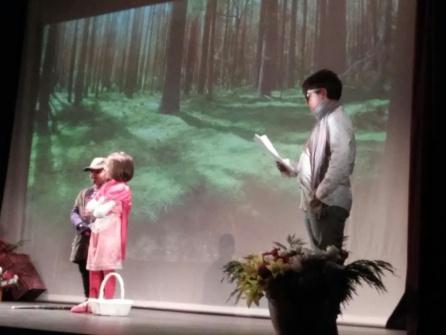 La pasión por el teatro empieza muy pronto en Villabalter