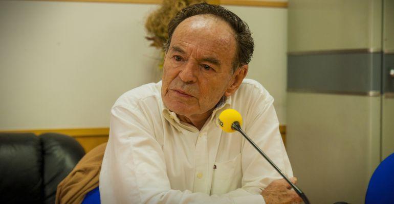 Juan Martínez durante su entrevista en 'Hoy por Hoy Jaén'.