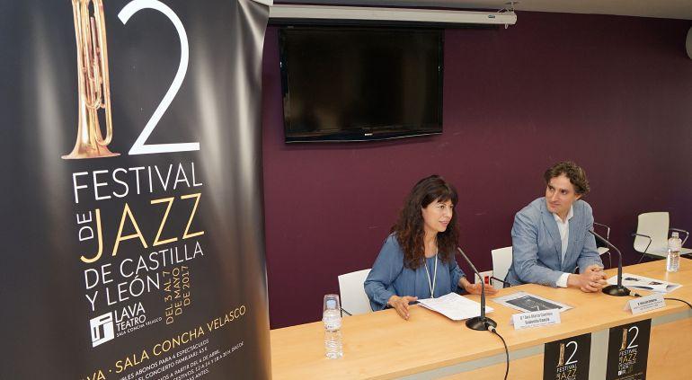 Presentación del Festival de Jazz de Castilla y León