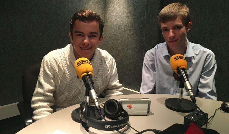 Gonzalo Fuentes y Miguel Coello, creadores de Metrociego