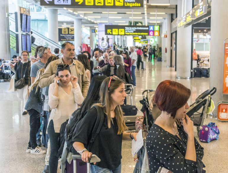 Las compañías no indemnizarán por el caos del aeropuerto de Palma