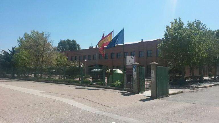 Instalaciones del IES El Empecinado en Aranda de Duero