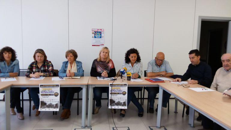 Varios colectivos ribereños explicaron la iniciativa solidaria