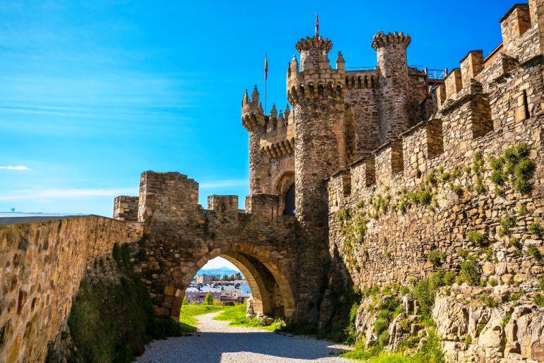 8000 personas visitaron el Castillo de Ponferrada durante la Semana Santa