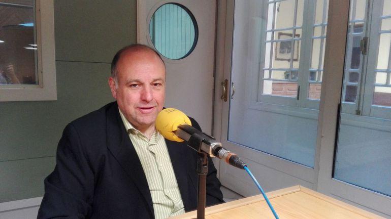 Miguel Perea, vicepresidente de la Unión de Hermandades, en Radio Jerez