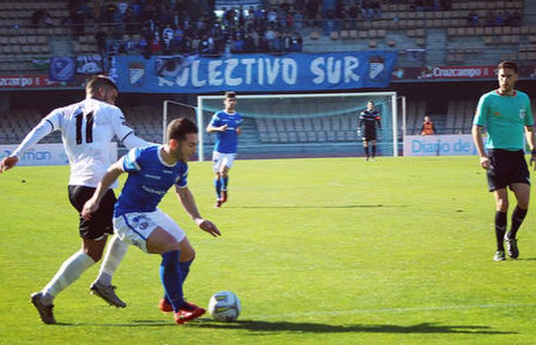 Álvaro Ramírez, durante un partido en Chapín