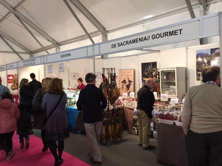 Feria Alimentos Segovia