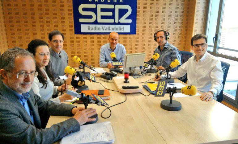 Debate de la Junta de Portavoces de Radio Valladolid