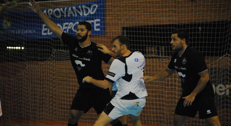 Thiago Alves en un partido