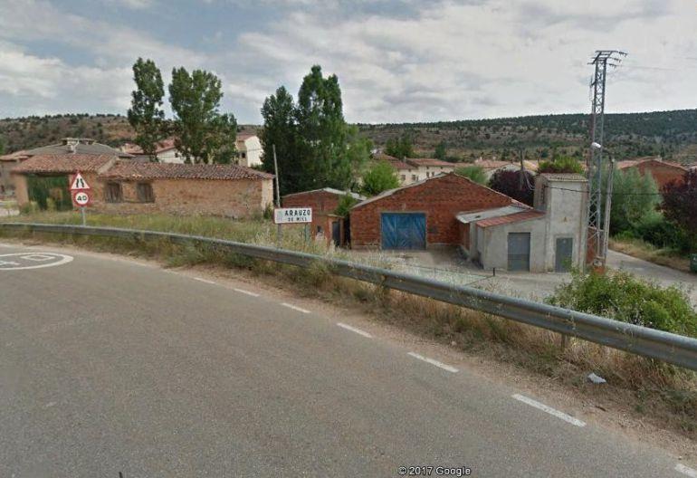Término municipal de Arauzo de Miel
