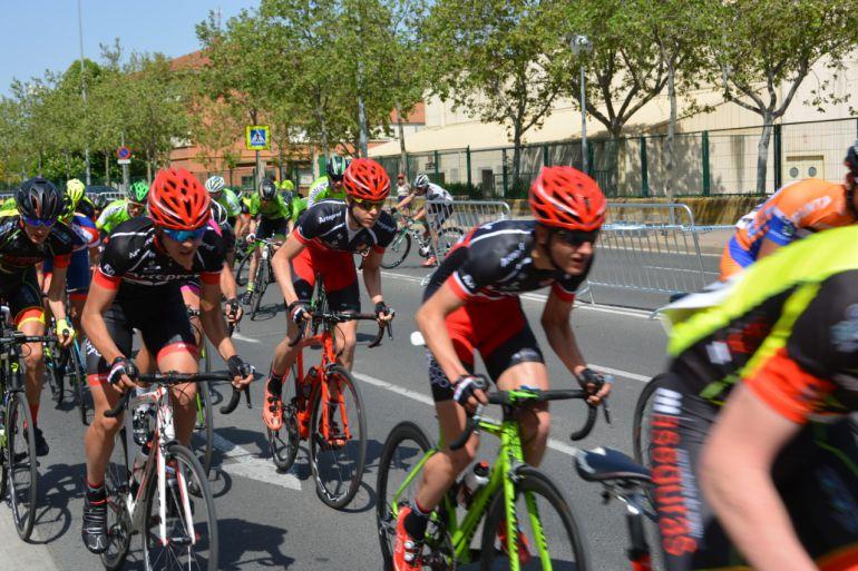 David Gómez fue tercero en Logroño