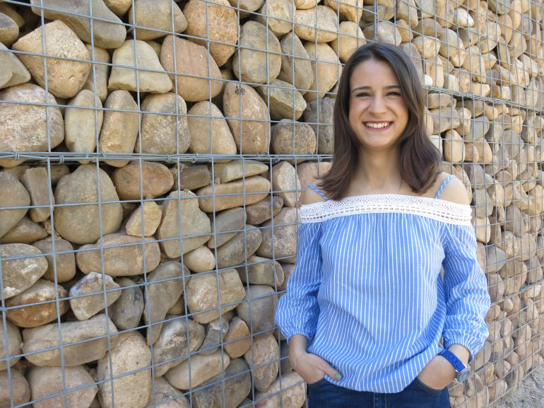 La estudiante Silvia Alonso recibe la prestigiosa Beca Kemper
