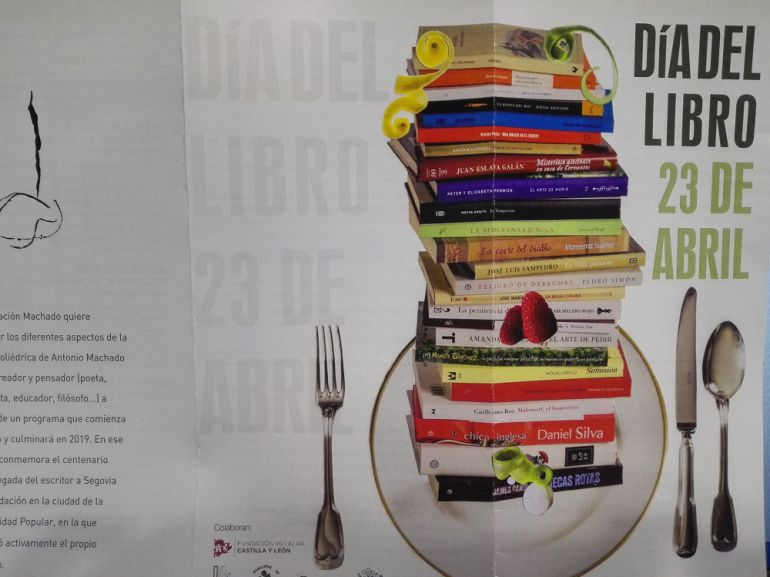 Programa de actividades con motivo del Día del Libro