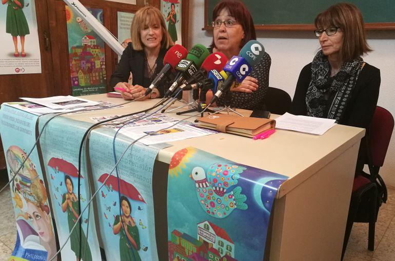 """Presentación de la campaña """"Jóvenes contra el machismo"""" que pone en marcha el sindicato UGT"""