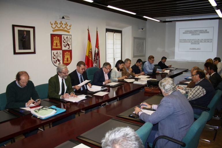 Reunión de la Comisión Patrimonio y Medio Ambiente
