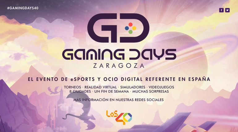 Gaming Days: un salón para jugar