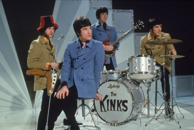 Ray Kinks con The Kinks