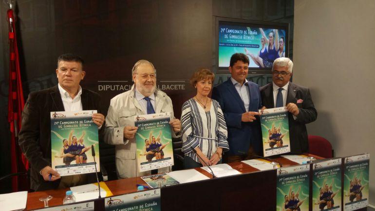 Llega el Campeonato de España de Gimnasia Rítmica para personas con dispacidad intelectual