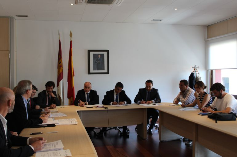 El PEEZRD de Toledo beneficiará a un total de 387 desempleados agrarios
