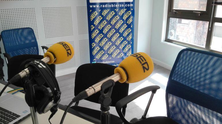 Estudios de Radio Bierzo