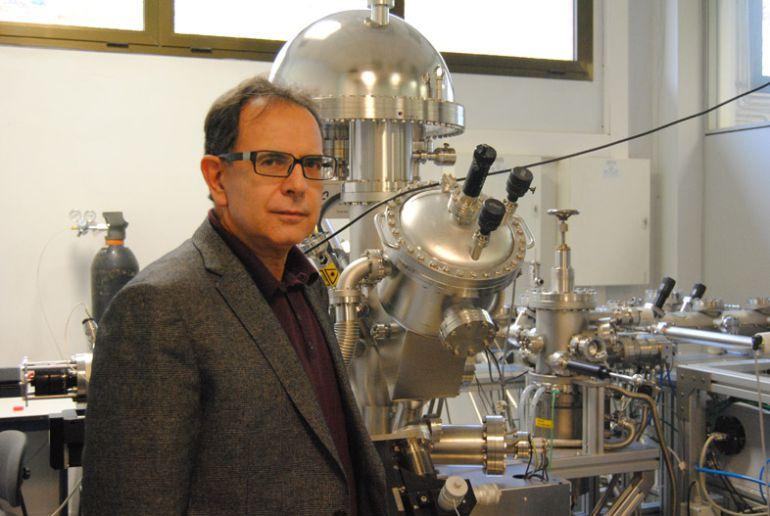 El científico Avelino Corma