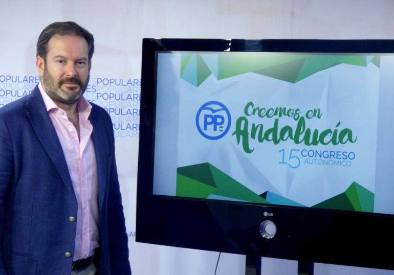 Adolfo Molina, candidato a la presidencia del PP de Córdoba