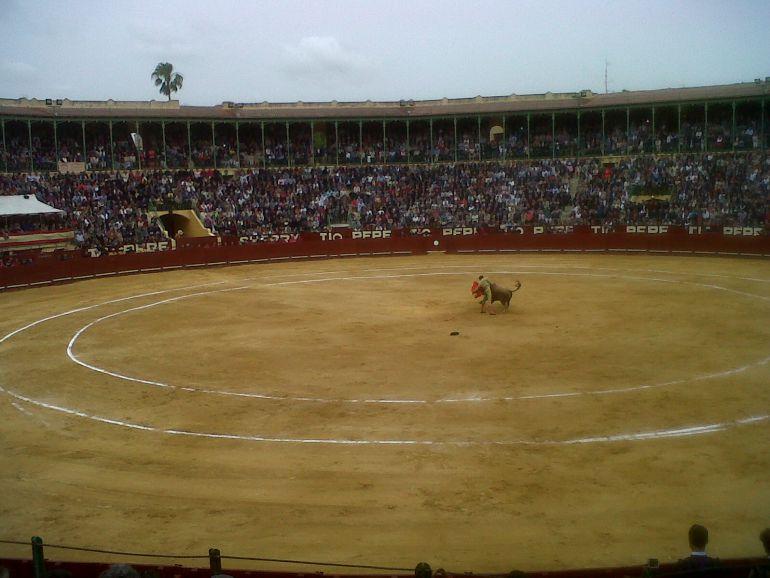 Imagen de la pasada edición de la Feria Taurina de Jerez