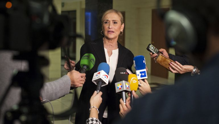 El Juez interroga a Cristina Cifuentes y Ángel Garrido